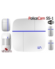 PoliceCam Wi-Fi GSM Smart & Safe 868