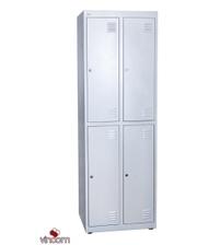 Ferocon Шкаф для одежды НО 24-01-06х18х05-Ц-7035