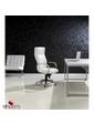 DILE Seating Кресло DILE BOSS WHITE для руководителя кожаное