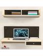 Zeus Навесной компьютерный стол Comfy-Home AirTable R1 Kit