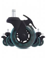 KRESLALUX Колеса для офисного кресла STEALTHO Magic Office Chair Caster Wheels