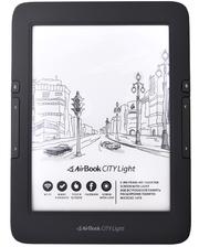 AirOn Электронная книга AirBook City Light Touch Black