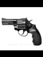 """Zbroia Револьвер под патрон Флобера PROFI-3"""" (черный/пластик)"""