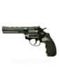 """Zbroia Револьвер под патрон Флобера PROFI-4.5"""" (черный/пластик)"""