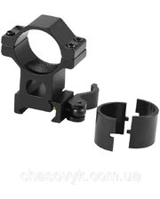 Кронштейн для крепления оптики d=25.4-30 mm Weaver