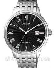 Citizen Luxury Mechanical Sapphire NJ0080-50E