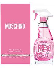 Moschino Pink Fresh Couture туалетная вода 100 мл Тестер