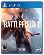 Sony PS4 Battlefield 1 російська версія