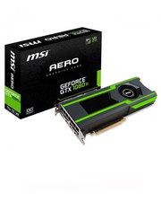 MSI (GeForce GTX 1080 Ti AERO 11G OC)