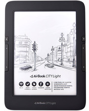 AirBook City Light Touch Black