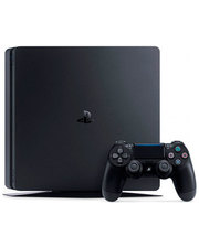 Sony PlayStation 4 Slim 500 Gb (DC+HZD+RC+PSPlus 3М) Black