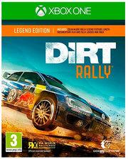 Microsoft Гра Xbox One DiRT Rally