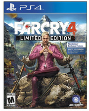 Sony PS4 Far Cry 4