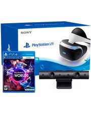 Sony PlayStation VR (Camera +VR Worlds)