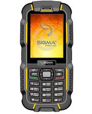 Sigma mobile X-treame DZ67 Travel Orange Black