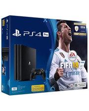 Sony PlayStation 4 Pro 1TB + FIFA18 + підписка PlayStation®Plus на 14 днів (ОФІЦІЙН