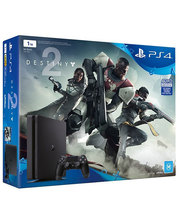 Sony PlayStation 4 Slim 1Tb + Destiny 2 Black
