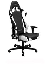 DXRACER Racing OHRE0NW BlackWhite