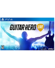Sony PS4 Guitar Hero Live +...