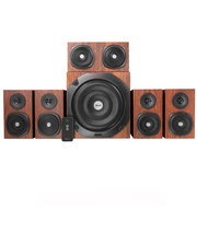 Trust Vigor 5.1 Surround Speaker System Brown