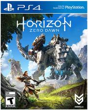 Sony PS4 Horizon Zero Dawn російська версія