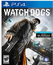 Sony PS4 Watch Dogs