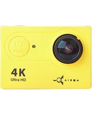 AirOn ProCam 4K Yellow + пульт ДУ у подарунок