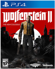 Sony PS4 Wolfenstein II: The New Colossus