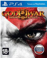 Sony PS4 God of War 3 Remastered російська версія