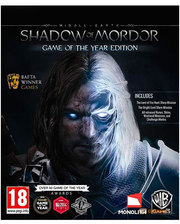 Sony PS4 Shadow of Mordor Game of the Year Edition