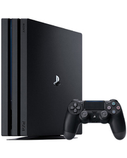 Игровые приставки Sony PlayStation 4 Pro 1TB (CUH-7116B) Black фото