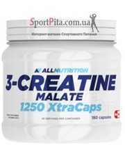 AllNutrition 3-Creatine Malate 1250 XtraCaps, 360 caps