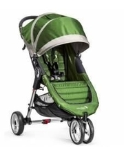 Baby Jogger City Mini Lime/Gray