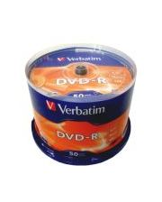 Verbatim DVD-R 4,7Gb box50 16x