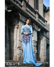 ARTY Жіноча довга сукня ''Горицвіт''.
