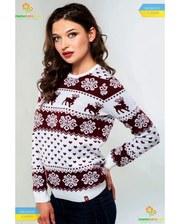 Фолк Мода Жіночий в'язаний светр (мод.70).