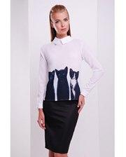 Glem Блуза Міліна з котиками.