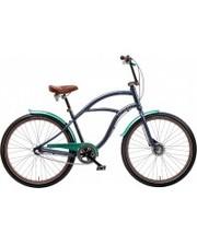 "Medano Велосипед Artist Mint 26"" синий 19"""