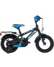 """MBK Велосипед Comanche 12"""" Black/Blue"""