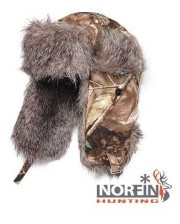 NORFIN Шапка-ушанка HUNTING Passion 750 / L