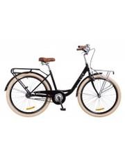 """Dorozhnik Велосипед Lux 2018 26"""" черный 17"""""""