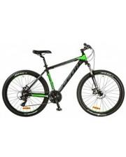 "LEON Велосипед HT-80 DD 26"" 20"" 2017 Black-Green"