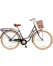 """Dorozhnik Велосипед Retro 28"""" 14G рама-19"""" St черный с багажником"""