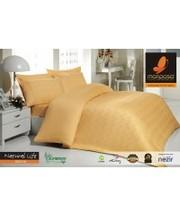Mariposa Комплект постельного белья 160x220 De Luxe Tencel Бамбук Жаккард Natural Life Gold v6