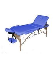 RELAX Массажный стол HY-30110B синий