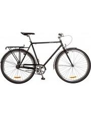 "Dorozhnik Велосипед Urban 28"" 14G рама-24"" St черный с багажником"