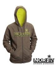 NORFIN Куртка (кофта) HOODY GREEN