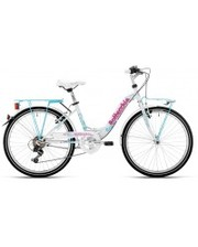 """Bottecchia Велосипед 051 CTB 6S Girl 24"""" белый"""