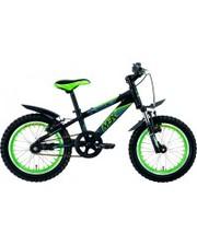 "MBK Велосипед Mud XP Suspension 16"" Black/Green"