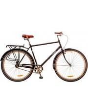 """Dorozhnik Велосипед Comfort Male 28"""" 14G рама-22"""" St черный с багажником"""